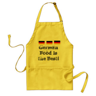 German Food is the best Apron