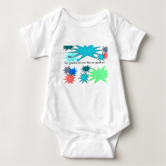German -Fool Baby Bodysuit
