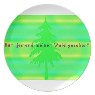 German -Forest Plate