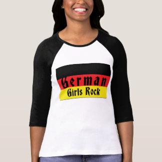 German Girls Rock T Shirts