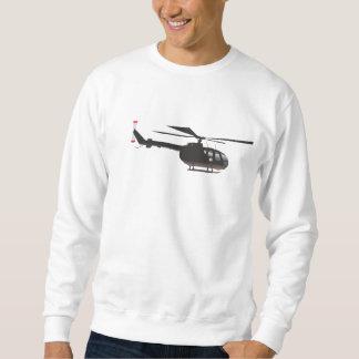 German helicopter sweatshirt