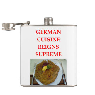 GERMAN HIP FLASK