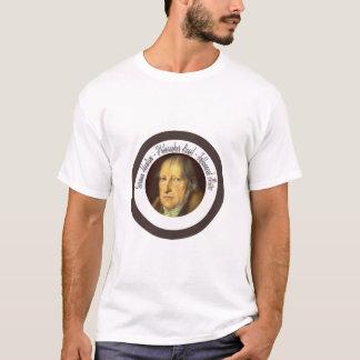 German Idealist Philosopher Georg Hegel T-Shirt