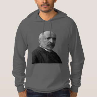 German Mathematician Georg Cantor Hoodie