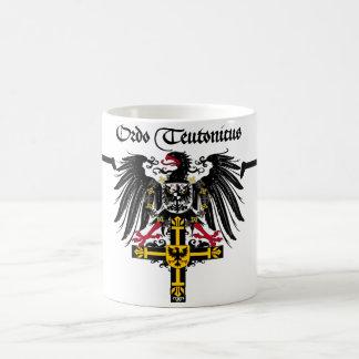 German medal emperor eagle cup basic white mug