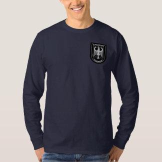 German Military Fire Service Long Sleeve Tee