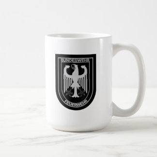 German Military Fire Services Mug