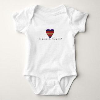 German -Mommy Baby Bodysuit