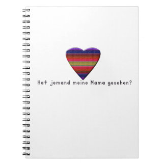German -Mommy Notebooks