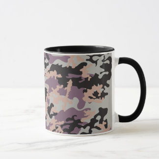 German NATO Camo Glass Mug