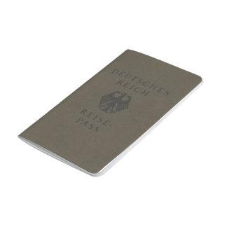 German Passport Journal