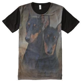 German Pinscher All-Over Print T-Shirt