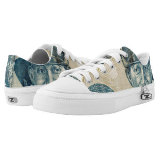 German Pomares Low Tops