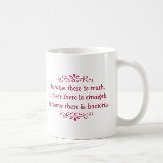 German Proverb -CF Coffee Mug