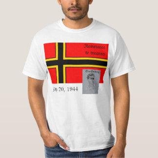 German Resistance World War 2 T-Shirt