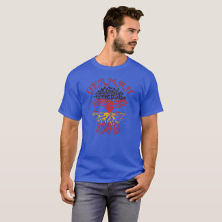 German Roots Design T-Shirt