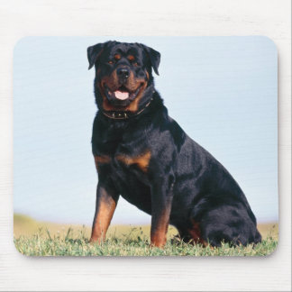 German Rottweiler Mouse Pad