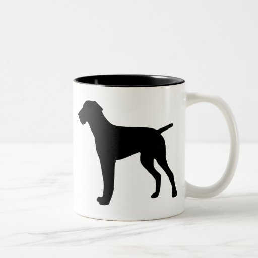 German Rough Haired Pointer Coffee Mugs