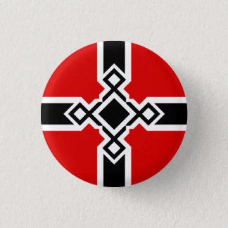 German Rune Cross Badge