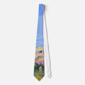 German SH Pointer - Mountain Country Tie