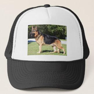 german shep trucker hat