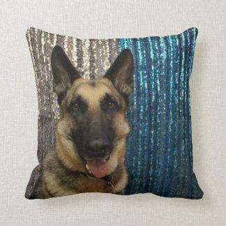 German Shepard Cushion
