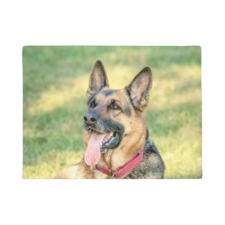 German Shepard Doormat