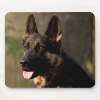 German Sheperd Mouse Pad