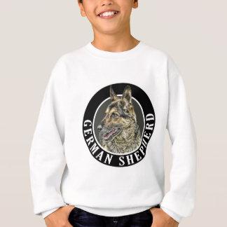 German Shepherd (Alsatian) 002 Sweatshirt