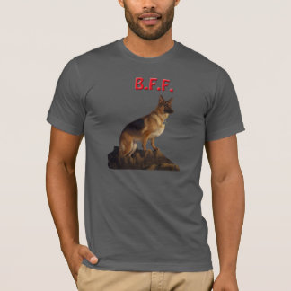 German Shepherd B.F.F. T-Shirt