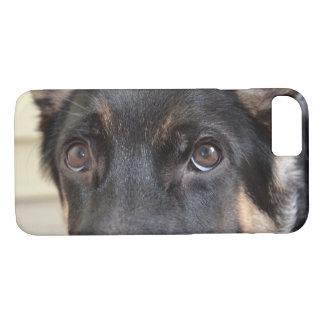 German Shepherd by Shirley Taylor iPhone 8/7 Case