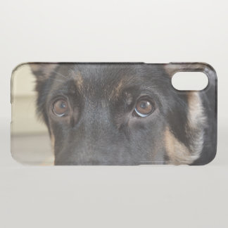 German Shepherd by Shirley Taylor iPhone X Case