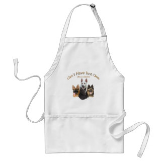 German Shepherd Can't Have Just One Gifts Standard Apron
