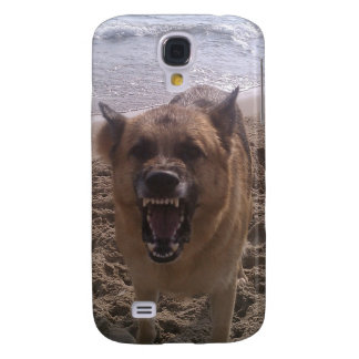 German Shepherd Galaxy S4 Covers