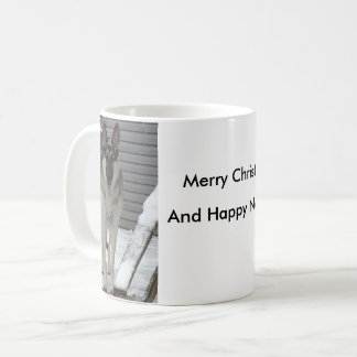 German Shepherd Coffee Mug. Coffee Mug