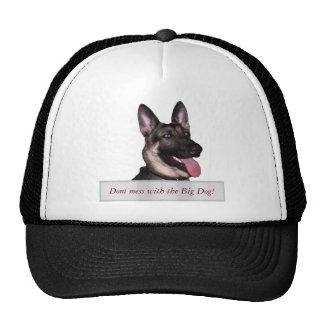 German Shepherd Collection Cap
