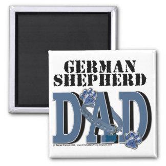 German Shepherd Dad Magnet