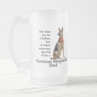 German Shepherd Dad Stein