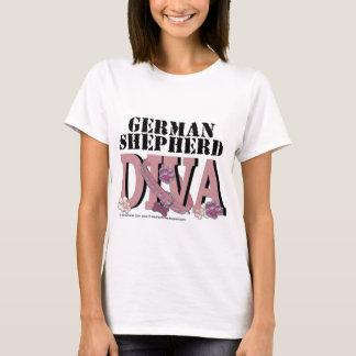 German Shepherd DIVA T-Shirt