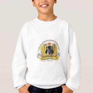 German Shepherd Dog Breeder and Owner Products Sweatshirt
