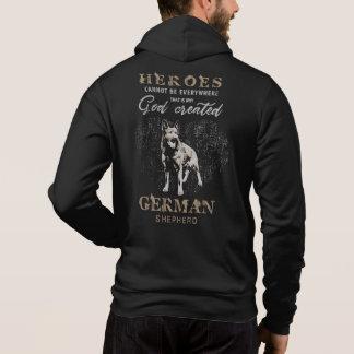 German Shepherd Dog  - GSD Hoodie