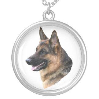 German Shepherd Dog necklace