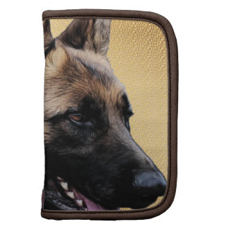 German Shepherd Dog Portrait Organizer