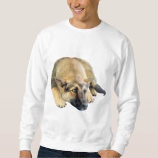 German Shepherd Dog Puppy Sweatshirt
