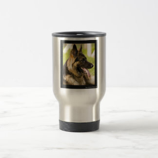German Shepherd Dog Travel Mug