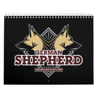 German Shepherd (GSD) Calendar