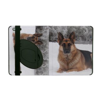 German Shepherd iPad Cover
