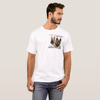 German Shepherd Live and Die T-Shirt