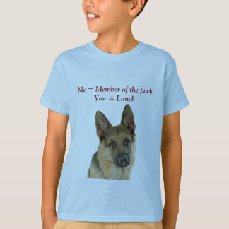 German Shepherd Lover's Delight T-Shirt