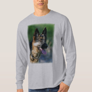 German Shepherd mens t-shirt